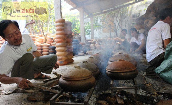 Món ăn cá kho làng Vũ Đại là sự kết hợp hoàn hảo giữa truyền thống và hiện đại