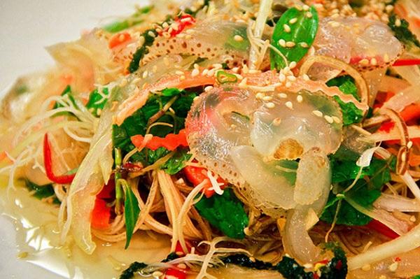 Nộm sứa Hải Hòa